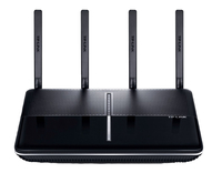 TP-LINK AC2600 Dual-band (2.4 GHz / 5 GHz) Gigabit Ethernet Black wireless router