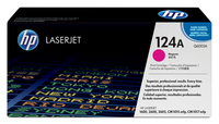 HP 124A Laser cartridge 2000pages Magenta