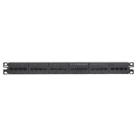 Panduit CPPK6G24WBL 1U Patch Panel