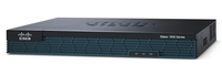 Cisco 1905 Ethernet LAN ADSL2 Black wired router