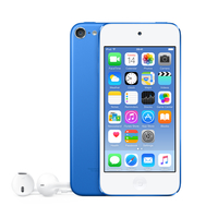 Apple iPod touch 128GB MP4-speler 128GB Blauw