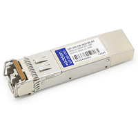 Add-On Computer Peripherals (ACP) SFP-10G-CW-1610-80-AO Fiber optic 1610nm 10000Mbit/s SFP+ network transceiver module