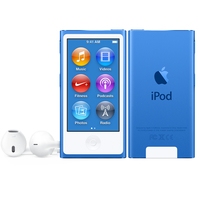 Apple iPod nano 16GB MP4 player 16GB Blue