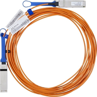 Hewlett Packard Enterprise 5 Meter InfiniBand FDR QSFP V-series Optical Cable 5m QSFP InfiniBand cable