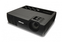 Infocus IN1118HD Portable projector 2400ANSI lumens DLP 1080p (1920x1080) 3D Black data projector