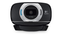 Logitech C615 8MP 1920 x 1080Pixels USB 2.0 Zwart webcam