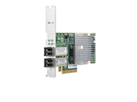 Hewlett Packard Enterprise 3PAR StoreServ 8000 2-port 10Gb iSCSI/FCoE Internal Ethernet/Fiber 10000Mbit/s networking card