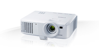 Canon LV WX320 Desktopprojector 3200ANSI lumens DLP WXGA (1280x800) Wit beamer/projector