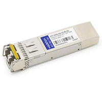 Add-On Computer Peripherals (ACP) SFP-10GB-CW-33-80-AO Fiber optic 1330nm 10000Mbit/s SFP+ network transceiver module