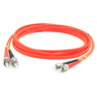 Add-On Computer Peripherals (ACP) ST-ST 6m 6m ST ST Orange fiber optic cable