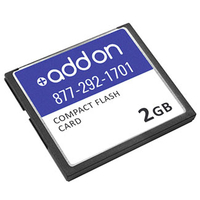 Add-On Computer Peripherals (ACP) 2GB CF 2GB CompactFlash memory card
