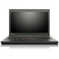 "Lenovo ThinkPad T450 2.6GHz i7-5600U 14"" 1600 x 900pixels Black"
