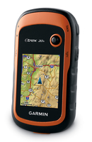 "Garmin eTrex 20x Handheld 2.2"" TFT 141.7g Black,Orange navigator"