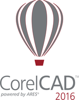 Corel CAD 2016 Electronic Software Download (ESD) Czech, German, English, Spanish, French, Italian, Polish