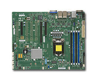 Supermicro X11SSi-LN4F Intel C236 LGA 1151 (Socket H4) ATX server/workstation motherboard