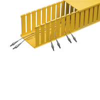 Panduit E2X2YL6 Straight cable tray Yellow cable tray