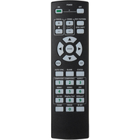 Canon LX-RC01 IR Wireless Press buttons Black remote control