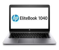 "HP EliteBook 1040 G3 2.3GHz i5-6200U 14"" Silver"