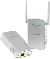 Netgear Powerline 1000, 1000 Mbps - 1 Gigabit Poort + WiFi