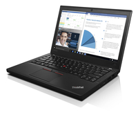 "Lenovo ThinkPad X260 2.6GHz i7-6600U 12.5"" 1366 x 768pixels Black"
