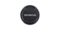 Olympus LC-77B Digital camera Black lens cap