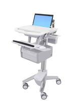 Ergotron StyleView Notebook Multimedia cart Grey
