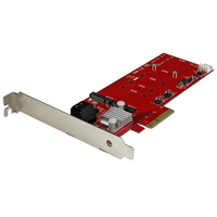 StarTech.com PEXM2SAT3422 Internal M.2 interface cards/adapter