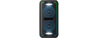 Sony GTKXB7BC Handheld Public Address (PA) system Black Public Address (PA) system