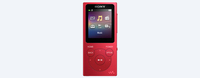 Sony NW-E395 MP3 player 16GB Red