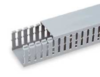 Panduit G.5X1LG6 Straight cable tray Grey