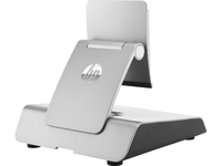 HP P0Q87AA Silver AV equipment stand