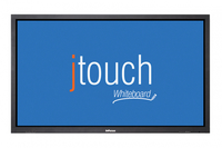 "Infocus INF6501CBAGP 65"" 1920 x 1080pixels Multi-touch Infrared Black,Grey touch screen monitor"
