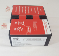 BTI APCRBC124-SLA124 Sealed Lead Acid 19V rechargeable battery