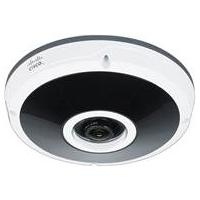 Cisco CIVS-IPC-7070 IP security camera Indoor & outdoor Dome Black, White surveillance camera