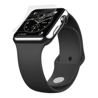 Belkin F8W715VF Doorzichtige schermbeschermer Apple Watch Sport\nApple Watch Edition\nApple Watch 1stuk(s) schermbeschermer