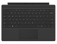 Microsoft Surface Pro 4 Type Cover Microsoft Cover port QWERTY US English Black mobile device keyboard