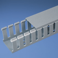 Panduit G.75X.75LG6 Straight cable tray Grey