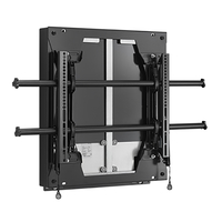 Chief MSD1U Black flat panel wall mount
