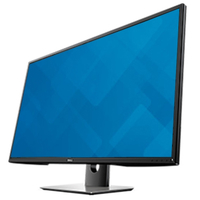"DELL P4317Q 42.51"" UltraWide Quad HD IPS Silver computer monitor LED display"