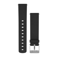 Garmin 010-12495-00 Band Black Leather smartwatch accessory