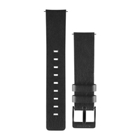 Garmin 010-12495-02 Band Black Leather smartwatch accessory