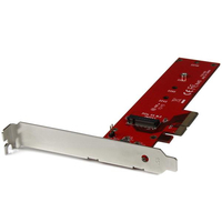 StarTech.com PEX4M2E1 Internal M.2 interface cards/adapter