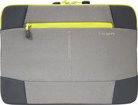 "Targus TSS878 14"" Sleeve case Grey,Yellow notebook case"