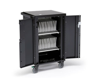 Bretford CoreX Portable device management cart Black