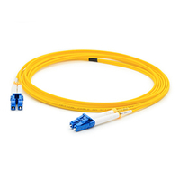 Add-On Computer Peripherals (ACP) ADD-ALC-ALC-3MS9SMF 3m LC LC Yellow fiber optic cable