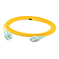 Add-On Computer Peripherals (ACP) ADD-ASC-ASC-6MS9SMF 6m SC SC Yellow fiber optic cable