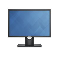 "DELL E Series E2016HV 19.5"" HD+ LED Matt Flat Black computer monitor LED display"