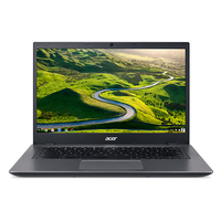 "Acer Chromebook 14 CP5-471-35T4 2.3GHz i3-6100U 14"" 1366 x 768pixels Black Chromebook"