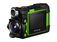 "Olympus TG-Tracker 8MP 4K Ultra HD 1/2.3"" CMOS Wi-Fi action sports camera"