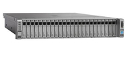 Cisco UCS C240 M4 2.2GHz E5-2630V4 Rack (2U) server
